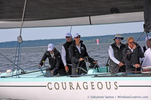 Courageous Team