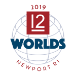 2019 12 Metre World Championship logo