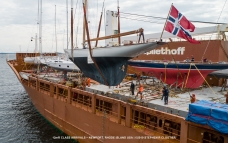 12 METRE CLASS ARRIVALS - NEWPORT2019 12mR WORLD CHAMPIONSHIPS
