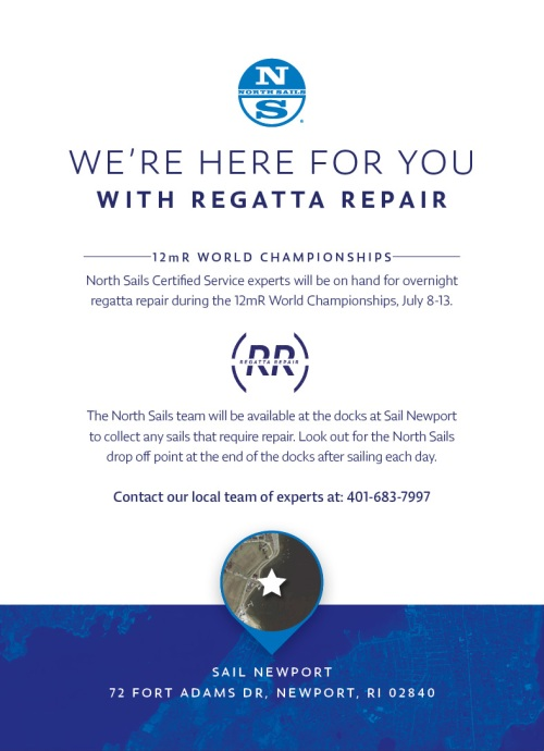 North Sails Regatta Repair