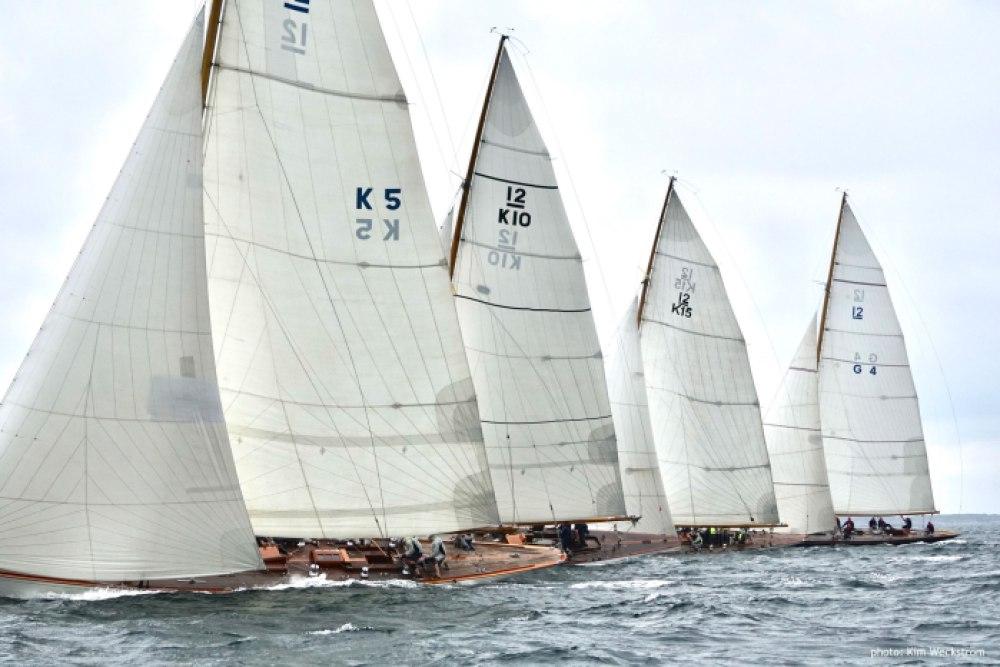 2019 12mR European Championship at Marstrand, Sweden by Kim Weckstrom