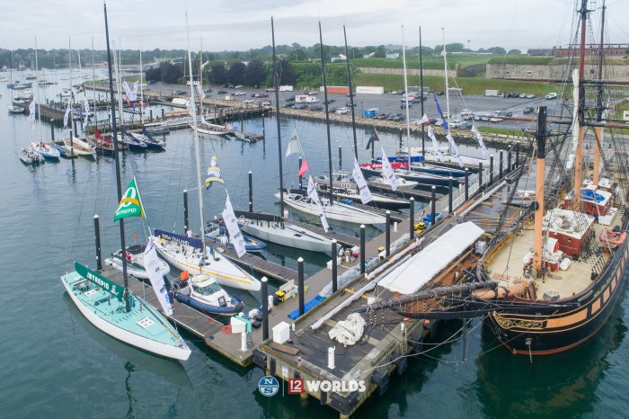 12 Metre World Championship Returns to Newport, Rhode Island in 2022 Historic America's Cup Defenders and Iconic Sailing Conditions Converge
