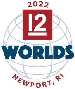 2022 12mR World Championship logo