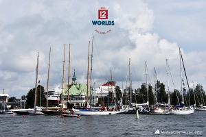 2021 Evli 12 Metre Worlds I SallyAnne Santos