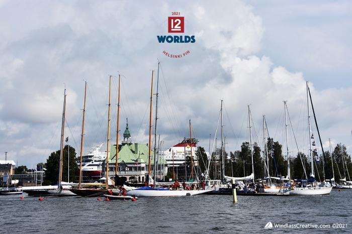 2021 EVlI 12mR World Championship, NJK, Helsinki FI