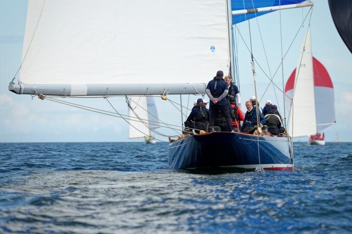 2021 Evli 12mR World Championship, photo: Erik Lähteenmäki