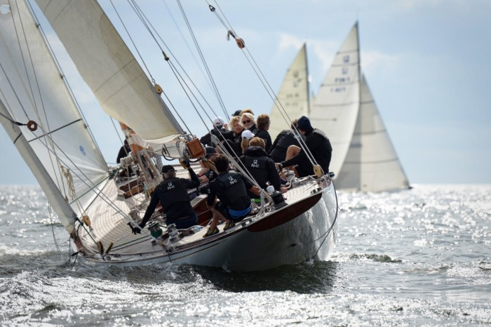 2021 EVLI 12mR World Championship | Sailpix.fi