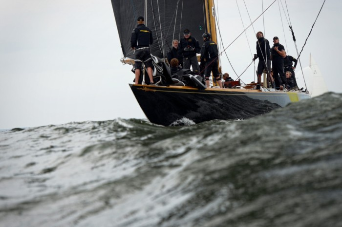 Day 1 racing action at the 2021 EVLI 12mR World Championship in Helsinki, Finland | Sailpix.fi